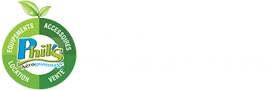 Phils Aérogommage Logo